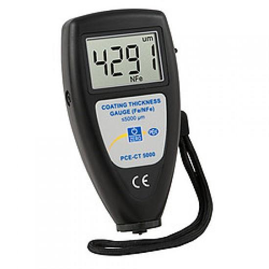 PCE-CT 5000 Rétegvastagság mérő