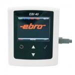 EBI 40 TC-02 Hőmérséklet adatgyűjtő