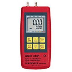 GMH 3181-13 Nyomásmérő adatgyűjtő funkcióval