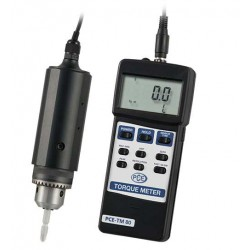 PCE-TM 80 Forgatónyomaték mérő
