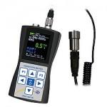 PCE-VM 25 Rezgésmérő fordulatszám mérővel és termométerrel
