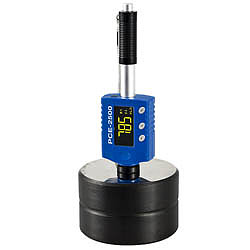 PCE-2500 Keménységmérő adattárolóval