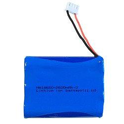 PCE-VE 200-BAT Tartalék akkumulátor