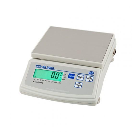 PCE-BS 3000 ipari mérleg