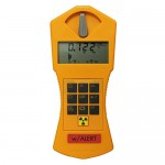 GS-2 Geiger számláló adatrögzítéssel, riasztási funkcióval