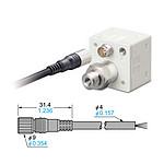 DP100-UZ20 Kábel 8 csatlakozóval 2m