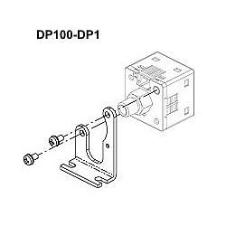 DP100-DP1 szerelési segédanyag