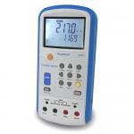 PKT-2170 LCR/ESR mérőműszer, 100 Hz-100 kHz, USB-vel