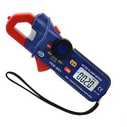 PCE-DC1 ampermérő lakatfogó