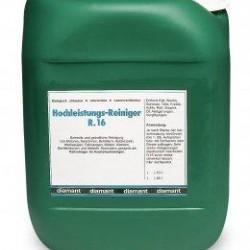 Nagy teljesítményű tisztító R 16, 20 l-es kanna