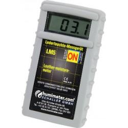 LM5 Varrott késztermék és bőr nedvességmérő