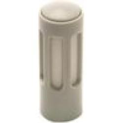 Fehér, műanyag szenzorsapka szűrővel