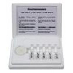 Kalibrált hitelesítő ampullák: 5 db-os készlet 50% relatív páratartalommal