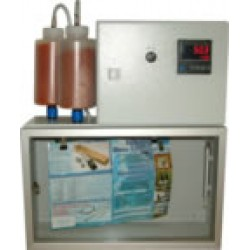 KLK50 Klíma kamra nedvesség mérési és ellenőrző rendszer
