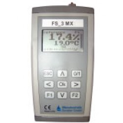 FS_3 MM_X Útszóró só nedvességmérő