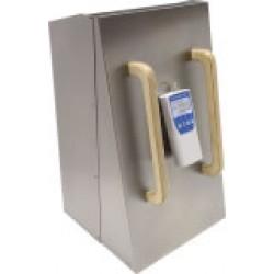 BM2 Biomassza nedvességmérő