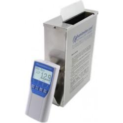 FS4.1 Iszap és aszalt szennyvíziszap granulátum nedvességmérő