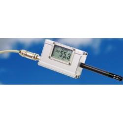 LF-TD-U Páratartalom, anyag- és hőmérséklet transzmitter