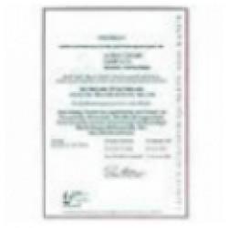 CAL-PCE-CM-Serie Kalibrálási bizonylat PCE-CM szériához