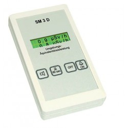 SM-3-D Sugárzásmérő