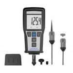 PCE-VT 204 Fordulatszám és vibrációmérő