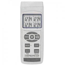 PCE-T390 Digitális többcsatornás hőmérő