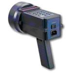 PCE-OM 15 Stroboszkóp triger bemenettel