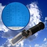 Pce-ALK Refraktométer alkohol mérésére