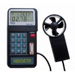PCE-007 szélsebességmérő