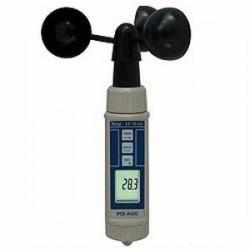 PCE-A420 kanalas szélsebességmérő