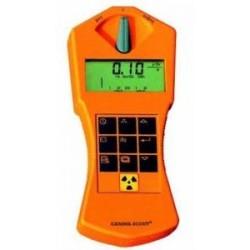 GS-3 Geiger számláló adatrögzítéssel, riasztási funkcióval, folyamatos mérési lehetőséggel