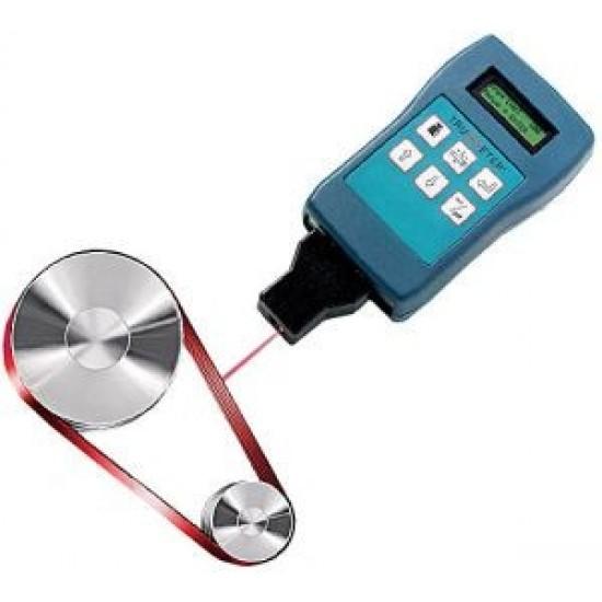 Trummeter szíj feszesség mérő