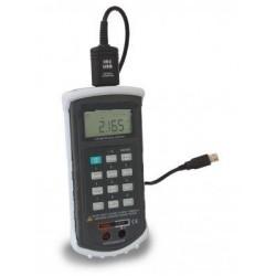 PKT-2165 Digitális LCR mérő, 120 Hz-1 kHz USB