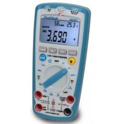 PKT-3690 5 az 1 digitális multiméter