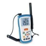 PKT-5090 Infra hőmérséklet- és légnedvesség mérő