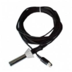MIC-10-322 10m  mikrofon hosszabbító kábel PCE-322A-hoz