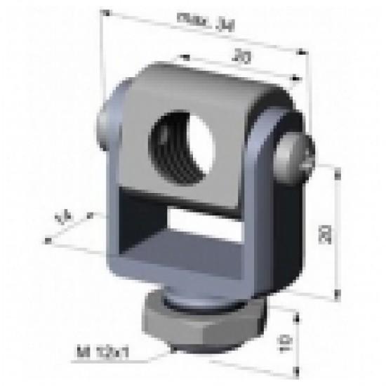 ACCTMG Állítható rögzítőelem PCE-IR10.-hez