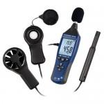 Multifunkcionális környezetvédelmi műszer PCE-EM 883