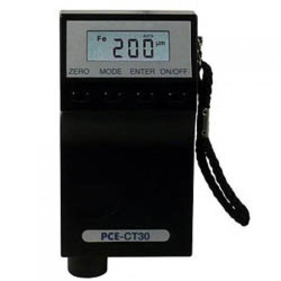 PCE-CT 50 Rétegvastagságmérő