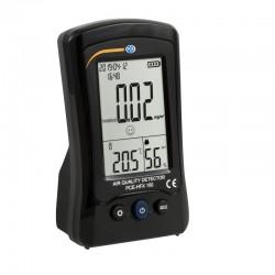 Formaldehid / hőmérséklet / rel. Páratartalom mérő készülék PCE-HFX 100
