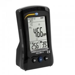 PCE-CMM 10 CO2 mérőeszköz
