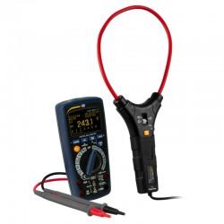 Digitális multiméter OLED kijelzővel és Bluetooth interfész PCE-ODM 12