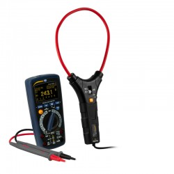 PCE-ODM 10 Digitális multiméter OLED kijelzővel