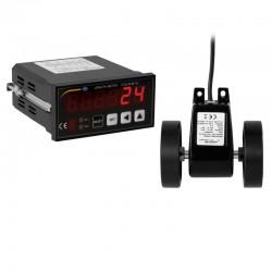 Hosszúságmérőeszköz PCE-PLM 10 a fix rögzítéshez