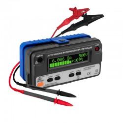 OLED kijelzővel ellátott PCE-IT 120 szigetelőtesztelő