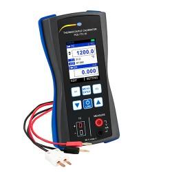 Kalibrátor termoelemekhez PCE-TTC 30