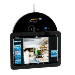 PCE-MSV 30 Mobil Sound Viewer szoftverrel