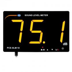 PCE-SLM 10 Zajszint mérő