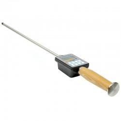 PCE-HMM 50 Nedvességmérő szénához és szalmához