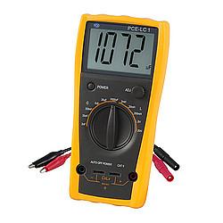 PCE-LC 1 LC mérő műszer